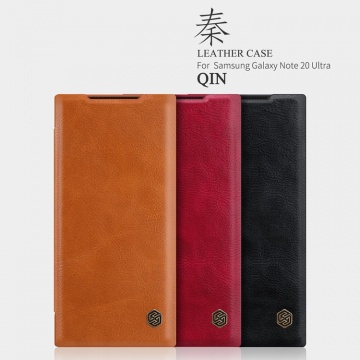 Bao da Galaxy Note20 Ultra - NILLKIN QIN series